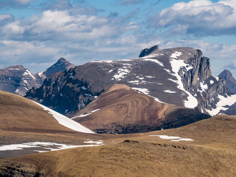Quill Peak.